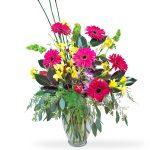 sympathy Flower vase