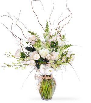 sympathy flower bouquet